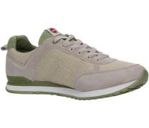 Sneaker TRAVIS COLORS P/E Sneakers Herren BEIGE/OLIVE