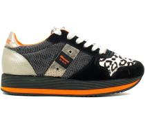 Sneaker 6FWOFASRUN/ANI Sneakers Frauen Black