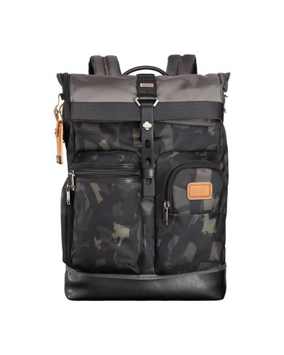 tumi damen tumi rucks cke alpha bravo luke rucksack mit gerolltem berschlag 28917 20 reduziert. Black Bedroom Furniture Sets. Home Design Ideas