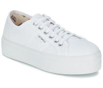 Sneaker BLUCHER LONA PLATAFORMA