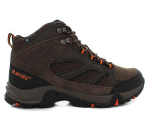 Hi-Tec  Stiefel Idaho WP Dark Chocolate