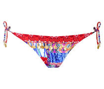 Bikinis Bikini-Hose Slip Gypsy Patchwork Bunt