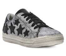 Sneaker GO MICROCRACK ARGENTO