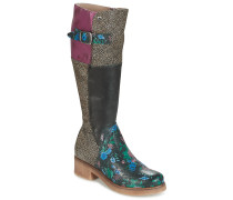 Damenstiefel CLAUDE-MULTICOLORE-DEEP-NAVY-024