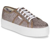 Sneaker BLUCHER GLITTER PLATAFORMA