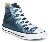Sneaker CHUCK TAYLOR ALL STAR METALLIC CANVAS HI METALLIC CANVAS HI BLUE