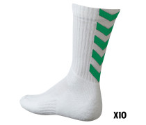 Strümpfe Chaussette Authentic Ind Pack X10