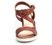 Sandalen S757 Sandale Frau Leather