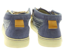 Sneaker P117 Sneakers Frau Blau