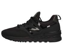 Sneaker WS574BKG Sneaker Damen schwarz