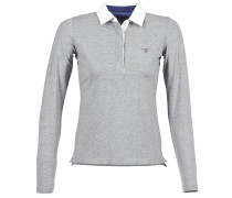 Poloshirts SOLID JERSEY RUGGER
