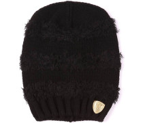 Mütze 285388 6A735 Mantel Zubehör Schwarz