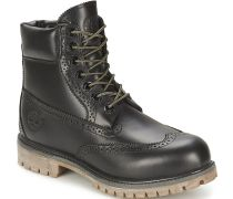 Sneaker 6 IN PREMIUM BROGUE BOOT WP