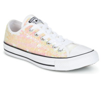 Sneaker CHUCK TAYLOR ALL STAR SEQUINS OX WHITE/BLACK/WHITE