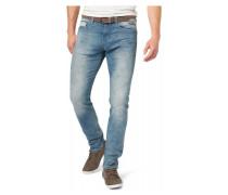 Tom Tailor  Slim Fit Jeans Troy Slim Blue Denim Grey Cast
