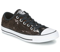 Sneaker CHUCK TAYLOR ALL STAR SEQUINS OX GUNMETAL/WHITE/BLACK