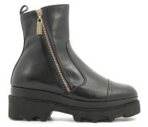 Stiefelletten PIFST9575WCA0000 Ankle boots Frauen Black