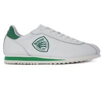 Sneaker Bowling Lea Green