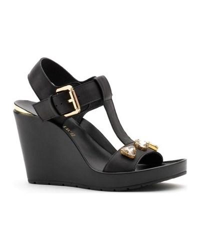 caf noir damen caf noir sandalen sandalen mit steinen. Black Bedroom Furniture Sets. Home Design Ideas
