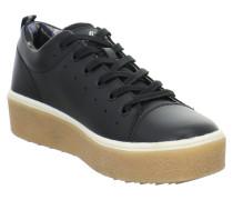 Sneaker Damen Plateau-Halbschuhe