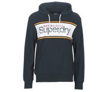Sweatshirt CORE LOGO STRIPE HOOD