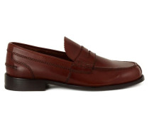 Mokassins BEARY LOAFER MID BROWN