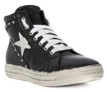 Sneaker GO VITELLO NERO