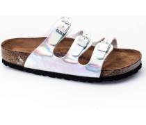 Sandalen 553943 Sandale Frau Silber