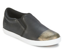 Slip on GLASTENBURY LEATHER SLIP ON