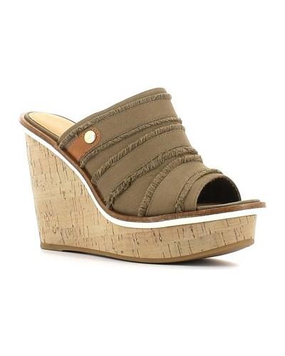 tommy hilfiger damen tommy hilfiger sandalen fw56818645. Black Bedroom Furniture Sets. Home Design Ideas