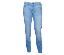 Jeans Azalea in hellblau