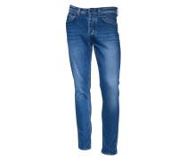 Jeans Reed blau