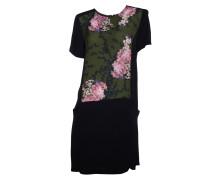 Kleid aus Viskose & Blumenprint