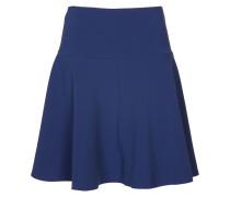 Rock Drapey Skirt electric blue