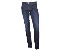 Jaw Jeans dunkelblau gewaschen