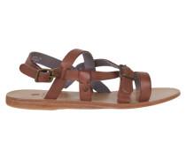 Sandale Anita Calf in Braun