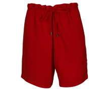 Shorts Puvi in Rot