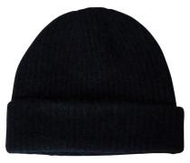Mütze Cozy Wool in Schwarz