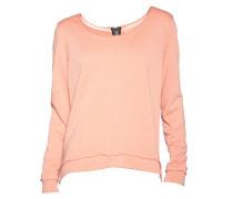 Jana the Sweatshirt in Koralle