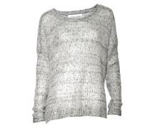 Pullover Olana in Weiss-Schwarz