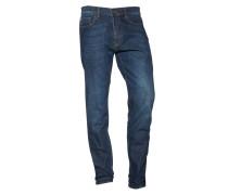 Jeans Regular in Blau