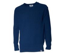 Wollpullover Kress in Blau