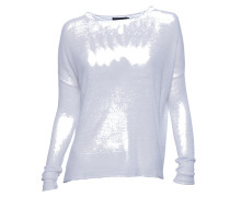 Pullover Equal in Weiss