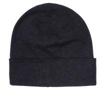 Mütze dunkelgrau