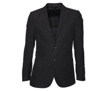 Blazer Hopper Soft Linen almost black