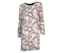 Mini-Kleid Atellar winter white