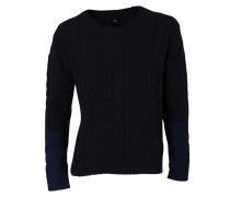 Pullover Kable black navy