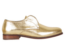Schuhe Lotta Calf in Gold
