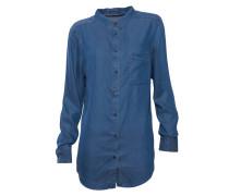 Bluse Jessa in Jeans-Blau