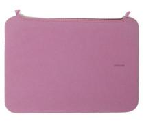 Diver Sleeve für MacBook 15'' rosa